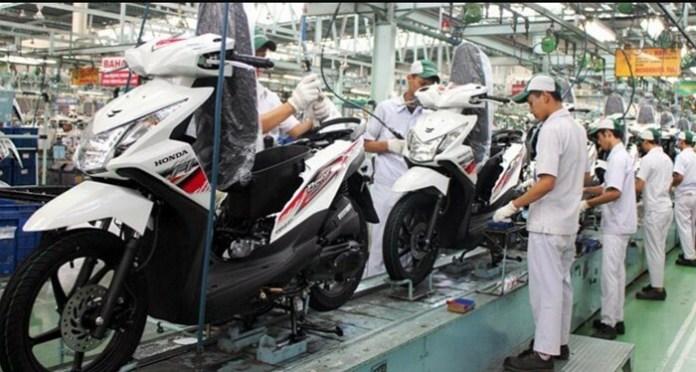 Kejahatan Kartel Dua Perusahaan Motor Yamaha dan Honda/Foto Ilustrasi/otonity