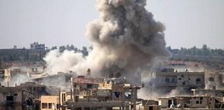 Konflik dan Perang di Suriah/Foto Istimewa/Nusantaranews