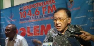 Mantan Direktur Tindak Pidana Korupsi Kejaksaan Agung Chairul Imam | Restu Fadilah / NUSANTARAnews