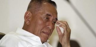 Menteri Pertahanan Ryamizard Ryacudu/Foto via islamedia/nusantaranews
