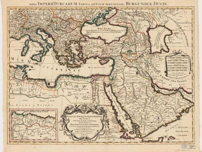 Ottoman Empire/Foto via medievalist