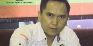 Presiden Geprindo Bastian P Simanjuntak/Foto Istimewa/Nusantaranews