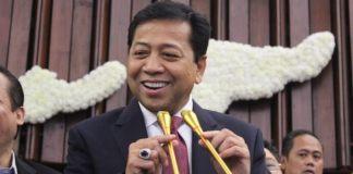 Ketua DPR Setya Novanto/Foto Andika/Nusantaranews