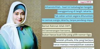 Anggota DPD RI, Fahira Fahmi Idris. Ilustrasi foto: NUSANTARAnews