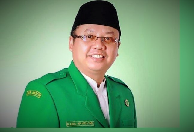 Ketua Bidang Petanian, Kedaulatan Pangan dan ESDM Adhe Musa Said. Foto: Dok. NU online