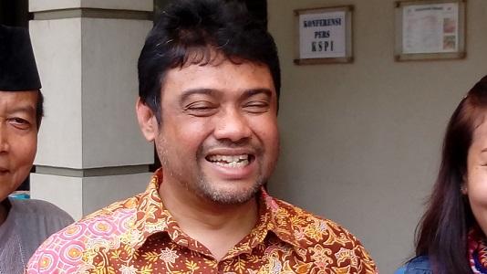 Presiden Konfederasi Serikat Pekerja Indonesia (KSPI) Said Iqbal. Foto Richard Andika/ NUSANTARAnews