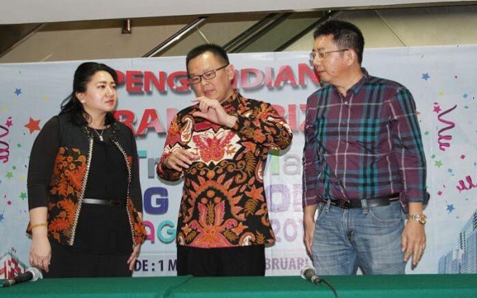 Chief Marketing Officer, TM Mangga Dua Square, Mulia Budiman | Indra Gunawan/annualreport.id