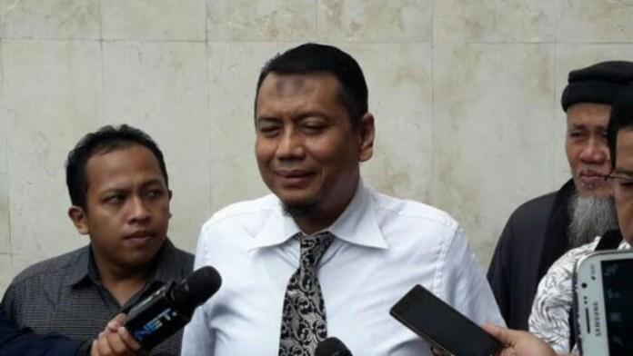 Anggota Tim Advokasi GNPF MUI, Kapitra Ampera/Foto via Haloapakabar/Nusantaranews