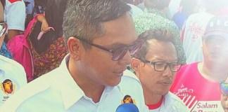 Presiden Gerakan Pribumi Indonesia (GEPRINDO) Bastian P. Simanjuntak. Foto: Dokumentasi Pribadi