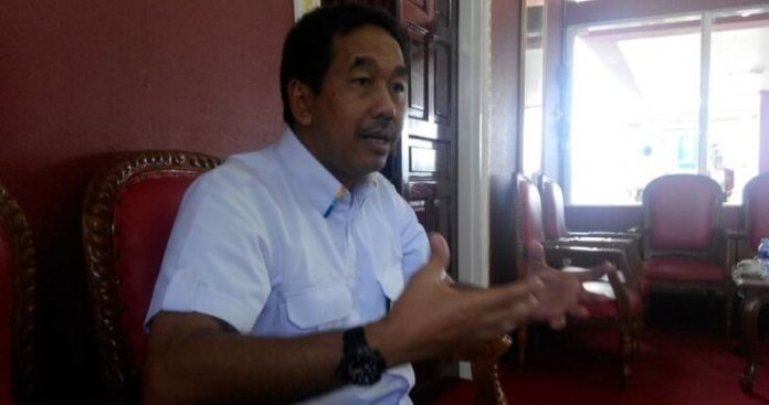 Direktur Utama AP II M. Awaluddin/Foto viahetanews/Nusantaranews