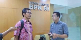 Kordinator Bidang Advokasi Indonesian Coruption Watch (ICW) Febri Hendri. Foto: Dokomuntasi ICW