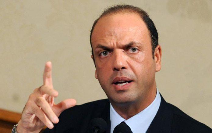 Menlu Italia, Angelino Alfano/Foto via ilgiornale/Nusantaranews