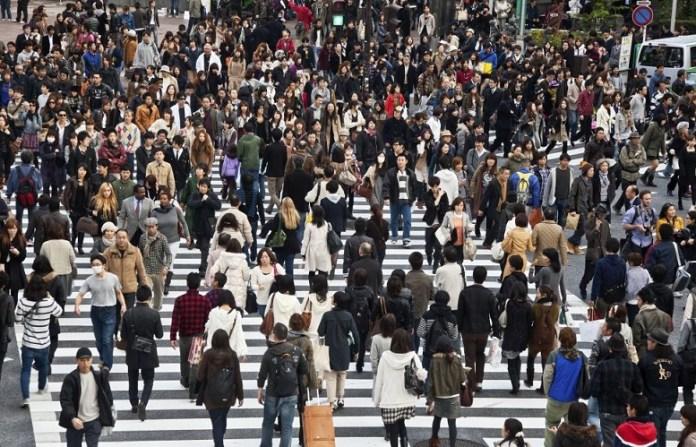 Populasi Masyarakat Jepang/Foto via dailyjapan/Nusantaranews