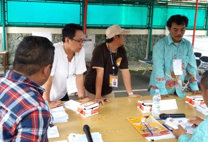 TPS Tempat Sandiaga Mencoblos/Foto Restu Fadilah/Nusantaranews