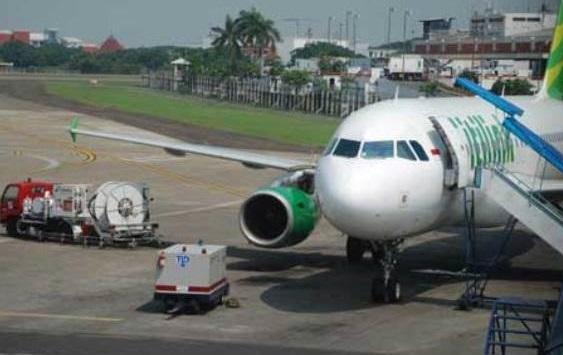 Jokowi ke Solo, Ini Penjelasan Citilink Soal Penyesuaian Jadwal Penerbangan di Halim. Foto: Bisnis Indonesia