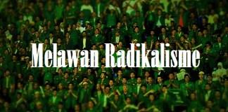 GP Ansor Melawan Radikalisme. Ilustrasi Foto: NUSANTARAnews