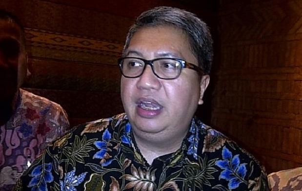 Ketua Umum Aprindo, Roy N Mandey. Foto Tribunnews