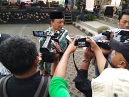Anggota DPR RI Komisi I Fraksi PKB, Syaiful Bahri Anshori/Foto: Ucok Al Ayubbi/Nusantaranews