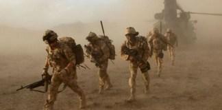 Inggris Kembali Kirim Pasukan Ke Afghanistan. Foto: Istimewa