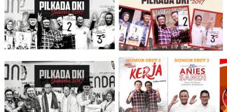 Pilkada DKI/Foto Croup/Nusantaranews
