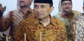 Ketua Lembaga Pendidikan Ma'arif NU Arifin Junaidi/Foto Romandhon/Nusantaranews