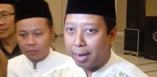 Ketua Umum PPP Romahurmuziy/ atau Romi (Foto Andika/Nusantaranews)