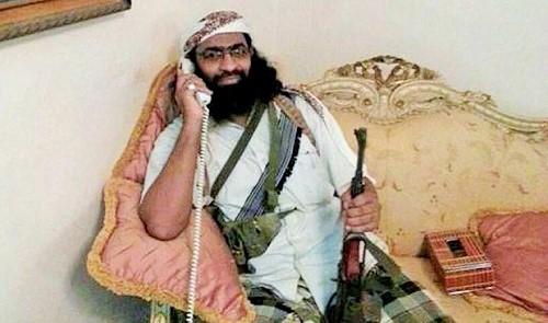 Anggota Al Qaidah Khalid Batarfi. Foto: The Telegraph