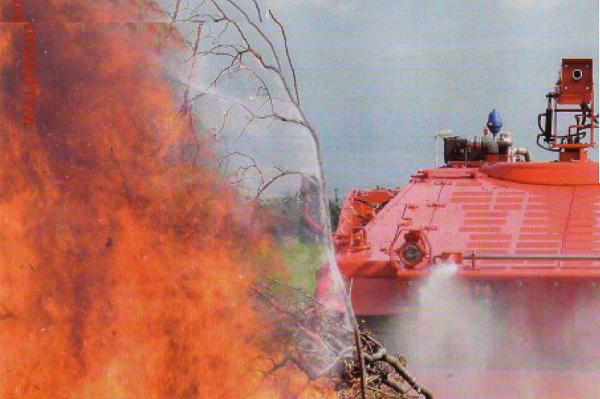 SK TEC RED Marder A3/Foto Istimewa/Nusantaranews