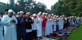 Shalat Id/Foto Ilustrasi/Istimewa/Nusantaranews