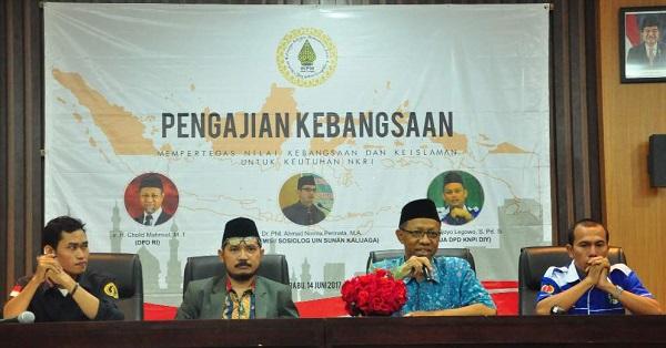 Ngaji kebangsaan oleh Ikatan Keluarga Pelajar Mahasiswa Jawa Tengah (IKPM Jateng)/Foto Dok. Pribadi/Nusantaranews