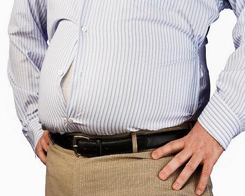 Obesitas. (Ilustrasi: Nusantaranews)