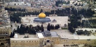 Kompleks Masjid Al-Aqsa, Al-Quds, Palestina. (Foto: Asqa Working Group)