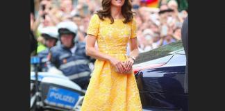 Busana Kate Middleton/Foto Istimewa/Nusantaranews