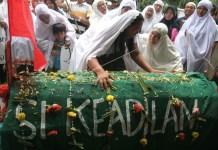 Matinya Keadilan/Ilustrasi/Foto via Antara/Nusantaranews