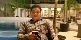 Pengajar Hukum Tata Negara UIN Sunan Kalijaga Yogyakarta Gugun El Guyanie/Foto Dok. Pribadi/Nusantaranews