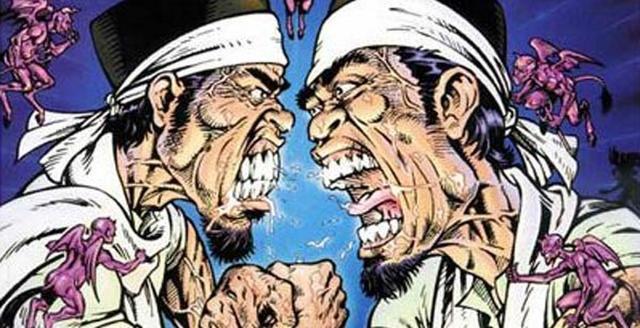 Perang Saudara/Foto Ilustrasi/Istimewa/Chirpstory/Nusantaranews