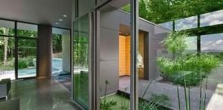 Rumah Indah dan Bebas Nyamuk/ Ilustrasi: Modern country retreat by Natalie Dionne Architecture/ Foto: Dok. Homedezen