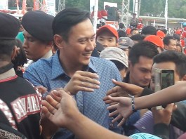 Agus Harimurti Yudhoyono (AHY)/Foto Yudi/Nusantaranews