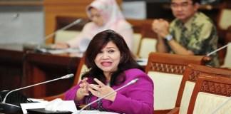 Anggota DPR RI dari Fraksi PDI Perjuangan Evita Nursanty. (Foto: Dok DPR RI/Istimewa)