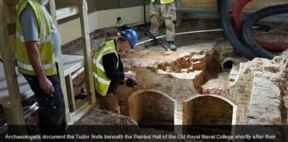Arkeolog Ungkap Istana Greenwich Palace Yang Hilang. Foto: dok/. Istimewa