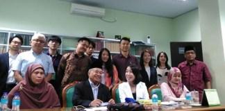 Pertemuan MUI dengan Legislator Taiwan bahas Sertifikat Halal di Kantor MUI, Selasa (8/8/2017). Foto Ucok Al Ayubbi/ NUSANTARANEWS.CO