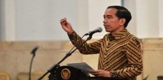 Presiden Joko Widodo. (Foto: The President)