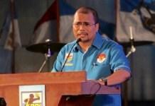 Ketua Umum DPP Komite Nasional Pemuda Indonesia, Muhammad Rifai Darus. Foto: Dok. Sinar Keadilan