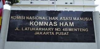 Kantor Komnas HAM. (Foto: Istimewa)