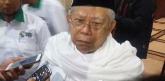 Ma'ruf Amin/Foto Ucok AA/Nusantaranews