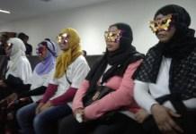 Para Korban Praktik Bisnis Penyelundupan TKI/Foto Ucok AA/Nusantaranews