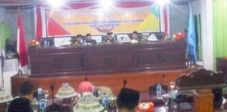 Ranperda tentang pertanggung jawaban pelaksanaan APBD TA. 2016/Foto Dok. Pribadi/Nusantaranews