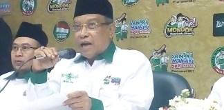 Ketum PBNU Said Aqil Sirodj/Foto Romandhon/Nusantaranews