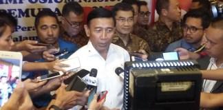 Wiranto/Foto Ucok/Nusantaranews