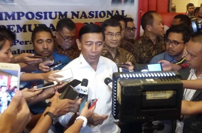 Wiranto. (Foto: Ucok A/Nusantaranews)